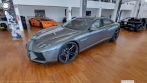 Agora você pode visitar o museu da Lamborghini de qualquer lugar do mundo
