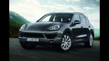 Todos contra o X6: Porsche terá cupê esportivo baseado no próximo Cayenne