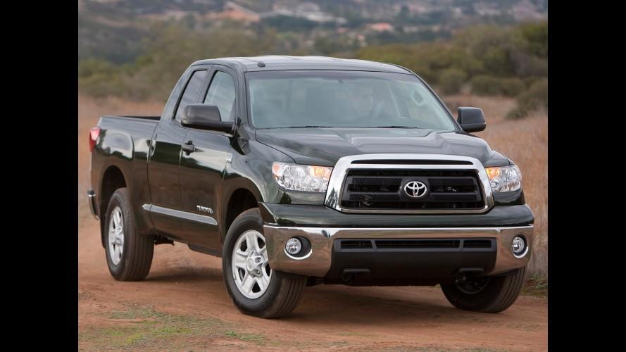 Toyota apresentará reestilização da picape Tundra no Salão de Chicago