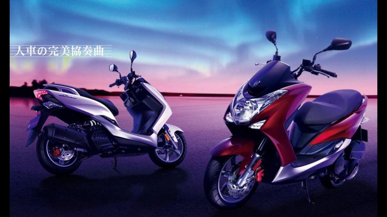 Yamaha SMAX 155 pode ser futuro rival do PCX 150 - consumo chega a 40 km/l