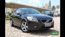 Garagem CARPLACE: Detalhes do visual do Volvo C30 2.0 2011 com fotos em alta resolução