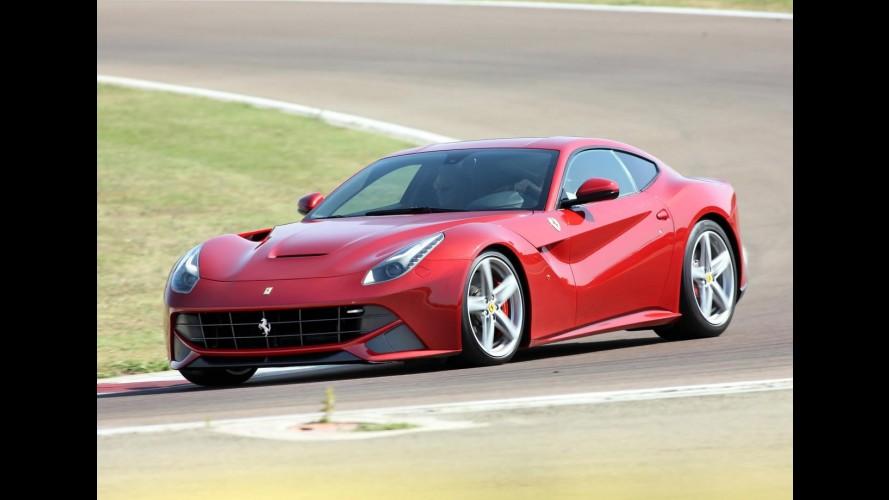 Advogado importa Ferrari F12 sem pagar IPI; decisão é habitual na justiça - entenda