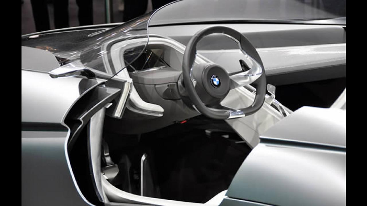 Salão de Genebra: BMW Vision ConnectDrive ao vivo