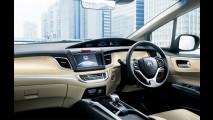 Honda Jade: versão MPV do Civic também será vendida no Japão