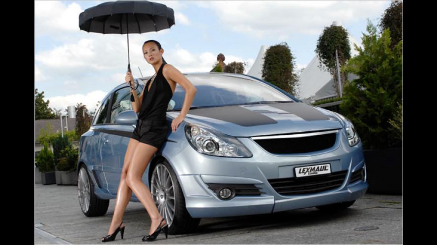Tuner Lexmaul bietet Bodykit für den Opel Corsa an