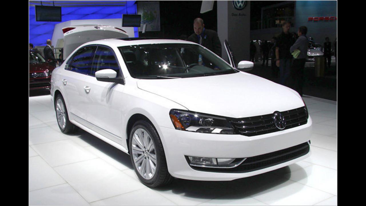 VW Passat USA-Version