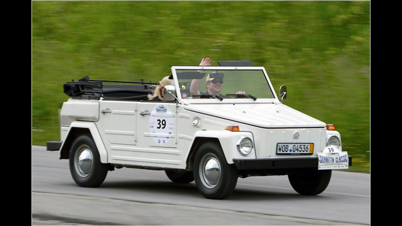 VW Kübelwagen (Typ 181)