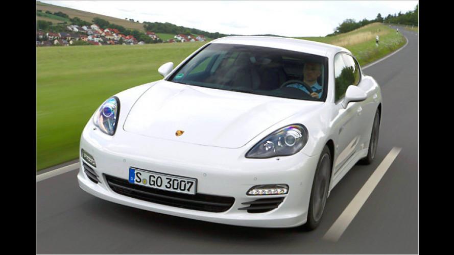 Langstrecken-Athlet: Der Porsche Panamera Diesel im Test