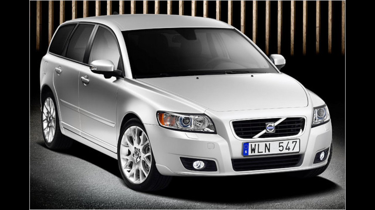 Volvo V50 1.6D DPF