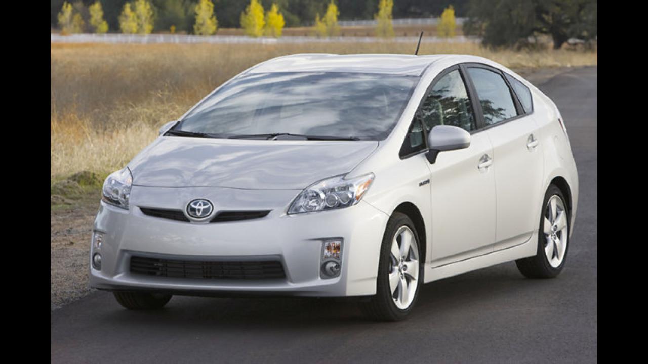 Toyota Prius 1.8 Hybrid