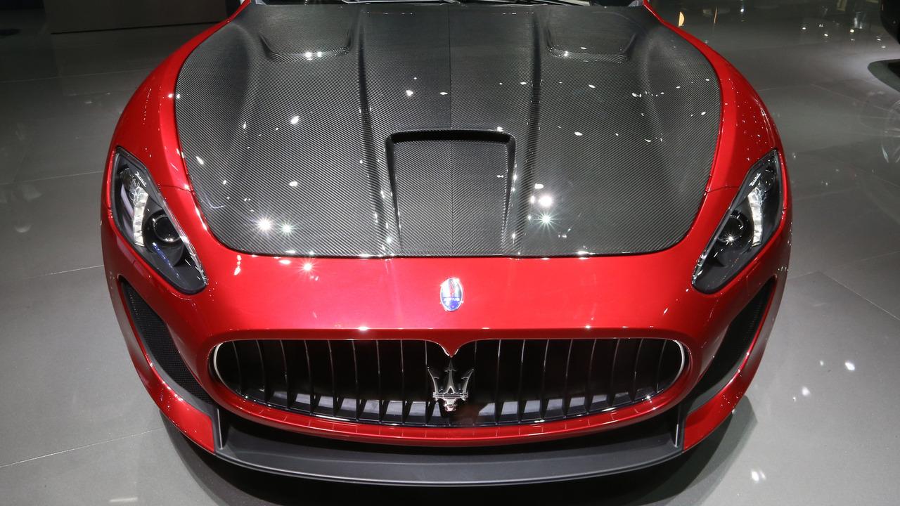Maserati GranTurismo 2016 Mondial de l'Automobile
