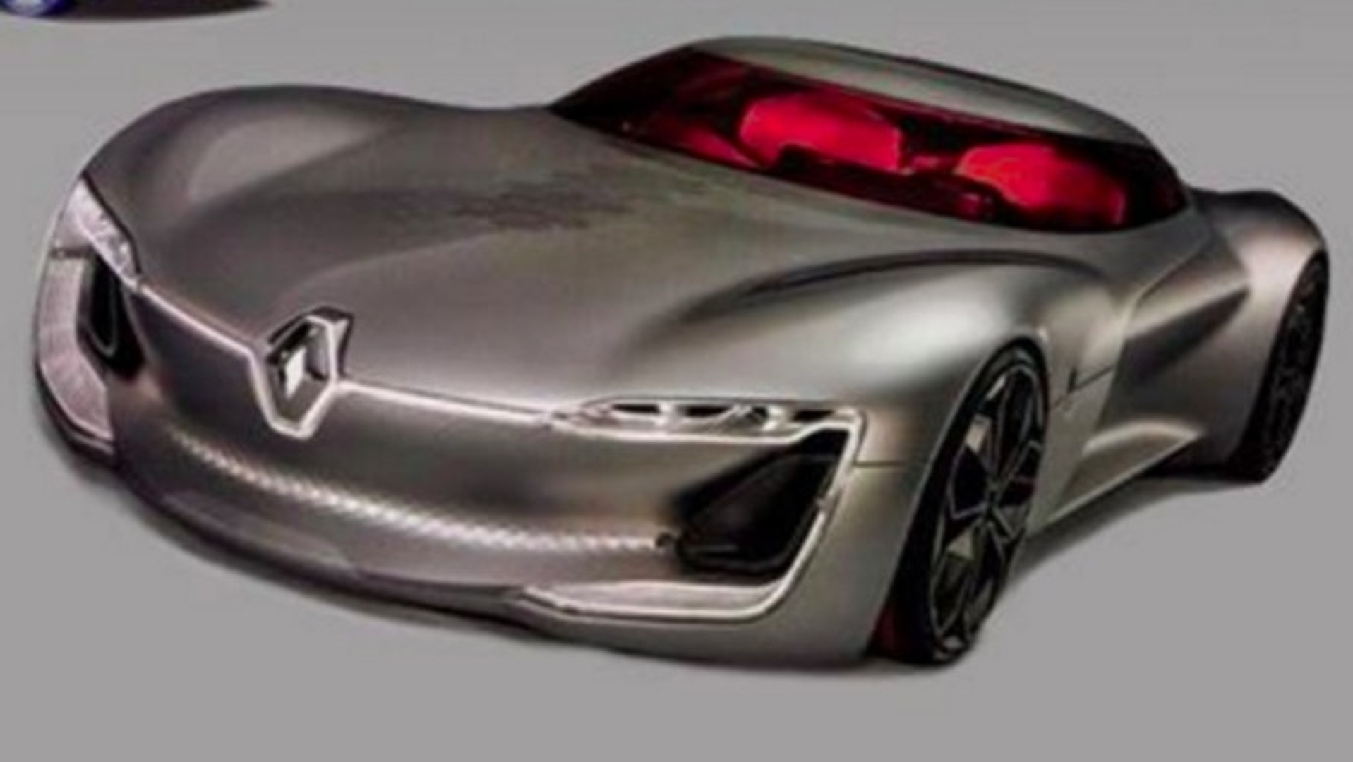 Renault Trezor And Volkswagen I D Concepts Leaked Via French
