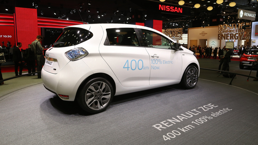 Une Renault Zoé de 110 chevaux attendue à Genève ?
