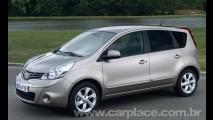 Nissan mostrará o Note remodelado, o novo Pixo e um carro elétrico em Paris