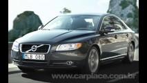 Salão de Genebra 2009: Volvo divulga fotos e detalhes do novo S80 2010