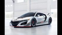 RWD Acura NSX GT3 breaks cover ahead 2017 race debut