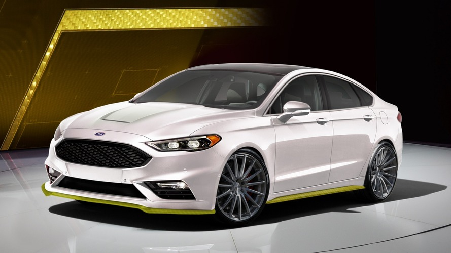 Ford Mustang, Fusion Sport next to get SEMA treatment