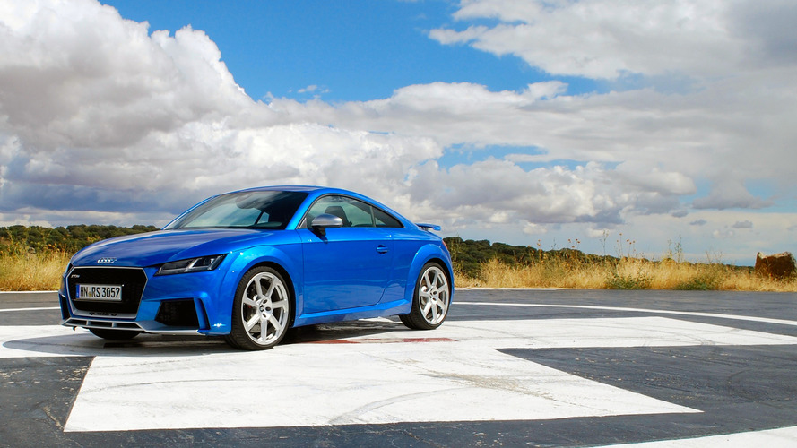 Audi RS Range Will Run To Models By - Audi car range