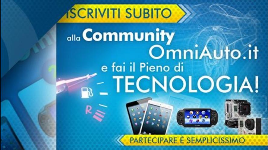 Estratti i vincitori del consorso a premi della Community di OmniAuto.it