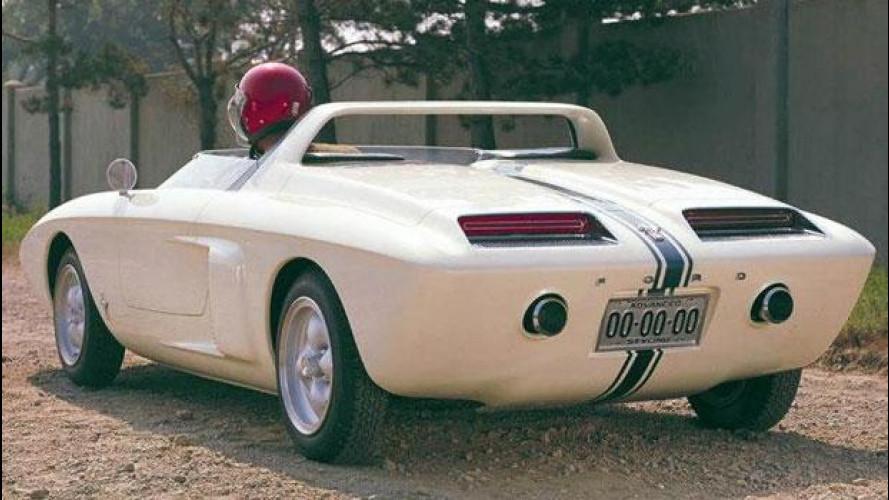 Ford Mustang 1 Concept 1962, com'era la prima Mustang della storia