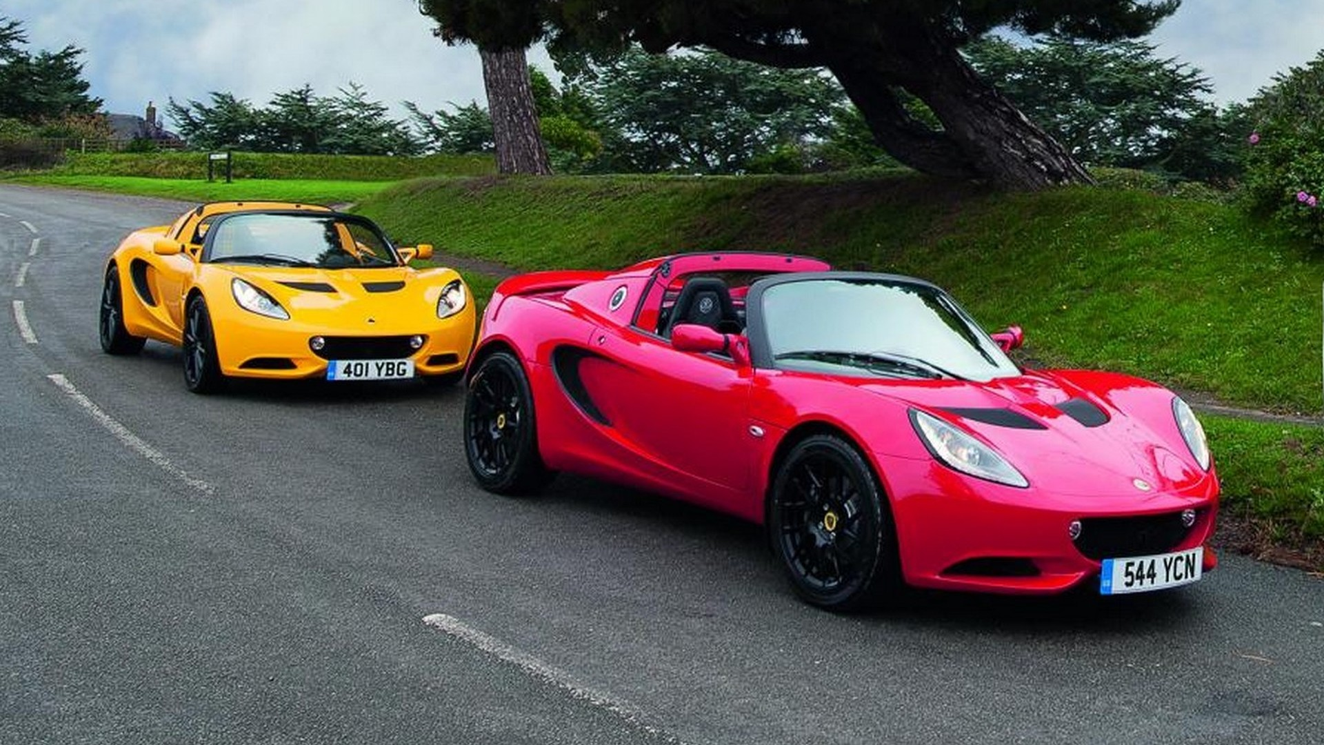 Lotus elise news and reviews motor1 vanachro Images