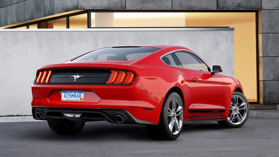 Ford Patents Hideaway Bike Rack For Outdoorsy Mustang Drivers