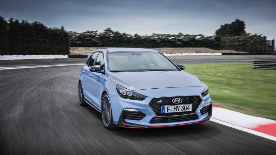 Novo Hyundai i30 N First Edition esgota em 2 dias na Europa