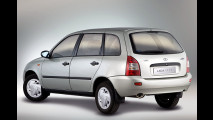 Luxus im Lada 1117 Kalina