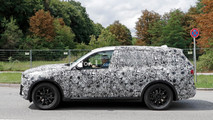 BMW X7 Spy Shots