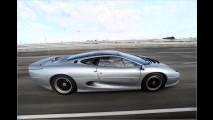 25 Jahre Jaguar XJ220