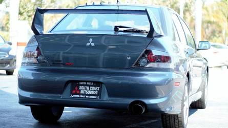 Would You Pay $100K For A Brand-New 2006 Mitsubishi Evo IX?