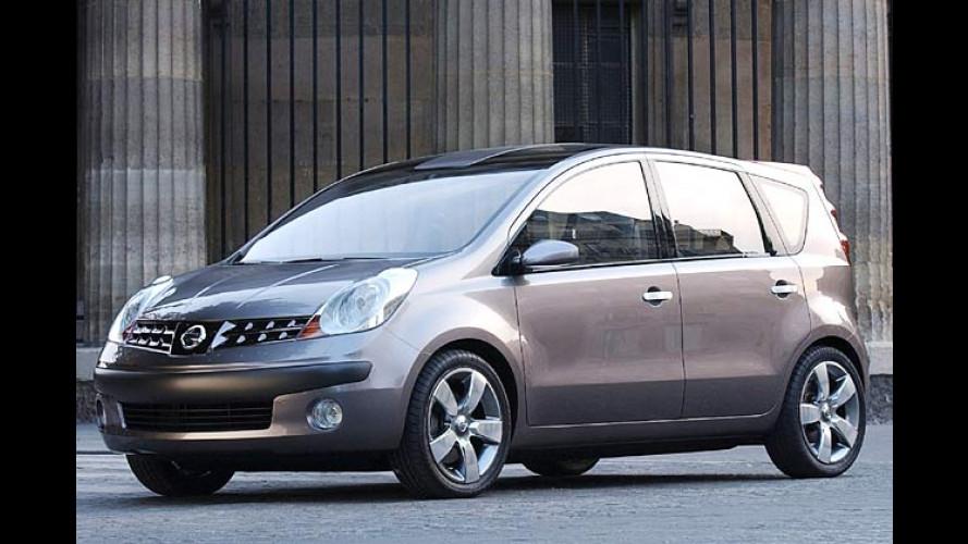 Nissan: Tone als Ausblick auf einen sportlichen Kinderwagen