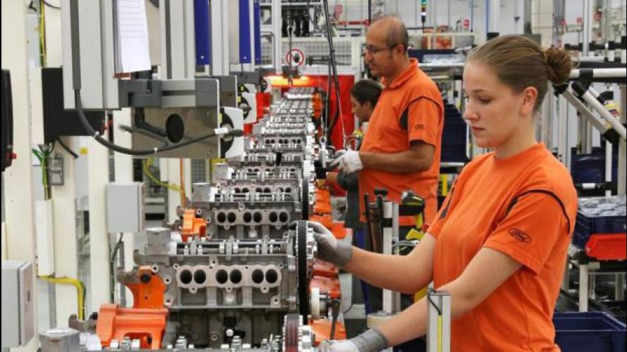 Ford festeggia un 2015 da record per numero di brevetti