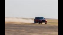 Nuova Range Rover Sport, record nel deserto dell'Empty Quarter