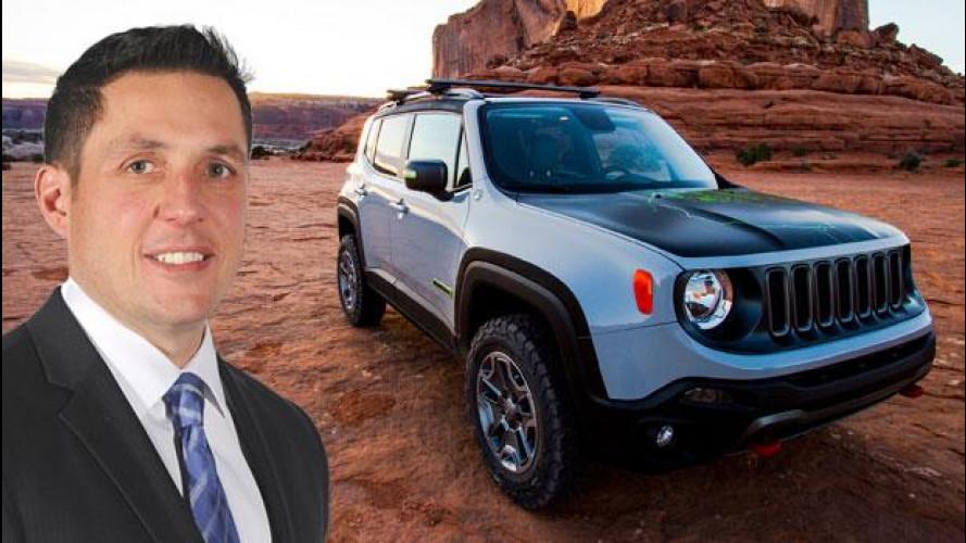 """Zanlunghi (Jeep): """"A tutto SUV"""""""