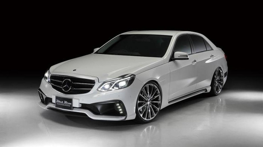 Mercedes-Benz E-Class facelift receives Black Bison Edition from Wald