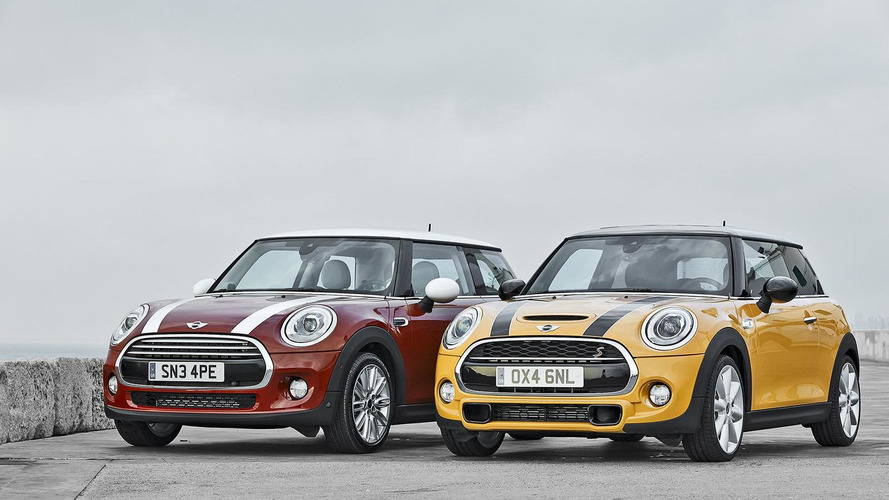 2014 MINI officially revealed with three engines and gearboxes
