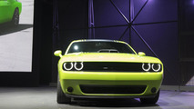 2015 Dodge Challenger R/T at 2014 New York Auto Show