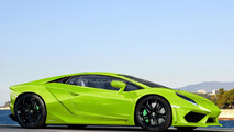Lamborghini Cabrera render