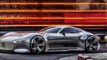 Mercedes-Benz AMG Vision Gran Turismo concept