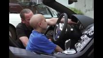 Vídeo: Bugatti realiza sonho de garoto com leucemia