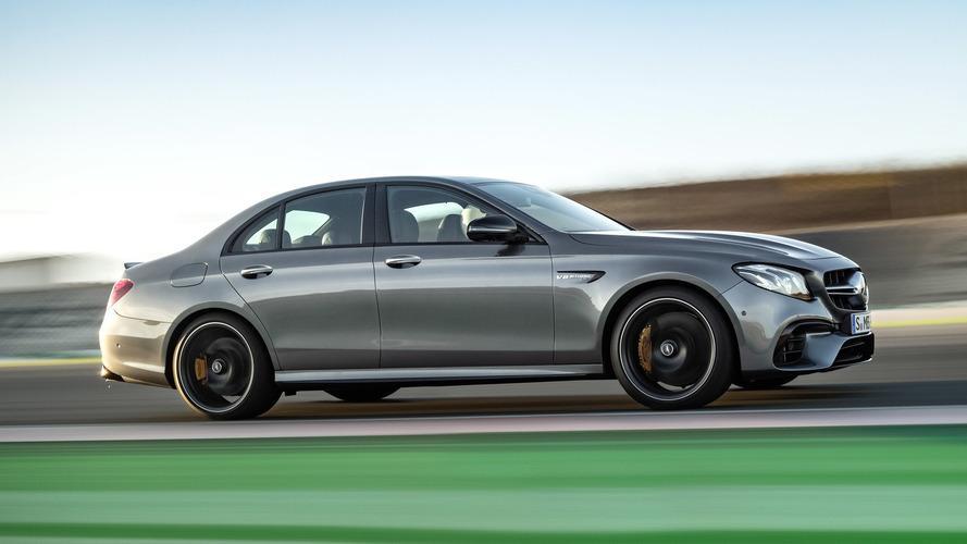 2018 Mercedes-AMG E63, Drift Modu ve 612 bg güç ile geldi