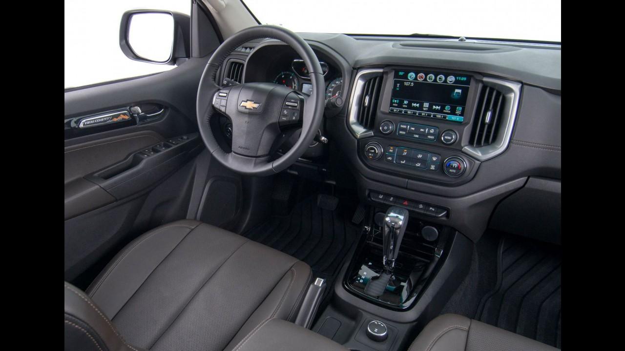 Chevrolet surpreende e não altera preços para a nova S10 2017 - veja tabela