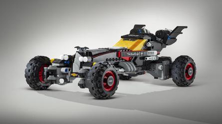 Chevrolet constrói Batmóvel em tamanho real com Lego