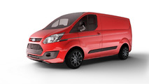 Ford Transit Black Edition ve Sport