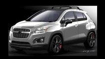 Chevrolet vai mostrar Tracker com visual invocado no SEMA Show deste ano