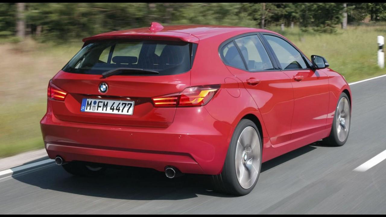 Puristas agradecem: BMW deve manter tração traseira no próximo Série 1