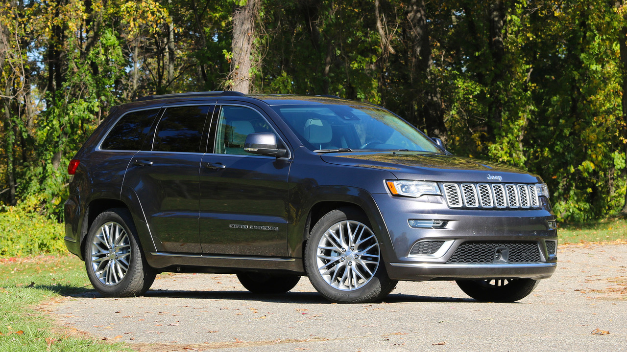 2017 jeep grand cherokee summit review photos. Black Bedroom Furniture Sets. Home Design Ideas