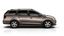 Dacia Logan MCV marron