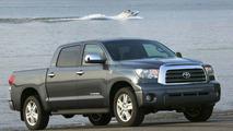All New Toyota Tundra CrewMax